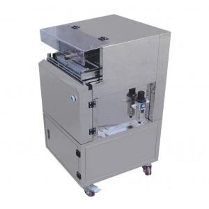 Semi-automatic-embroidering-machine