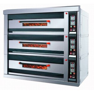 Deck Oven (NCB-NFR-60H Gas) (NCB-NFD-60F Electric)