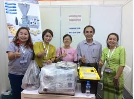 NC attended Myanmar Food 2014