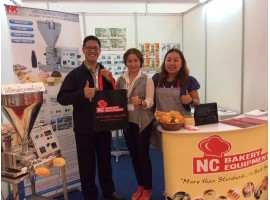 NC attended Cambodia Food 2014