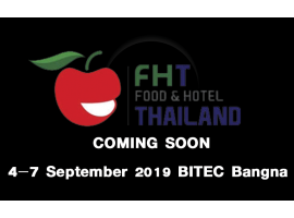 Food and hotel thailand 2019
