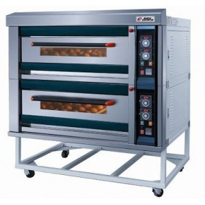 Deck Oven  (NCB-NFR-40H / 60H Gas) (NFD-40F / 60F Electric)